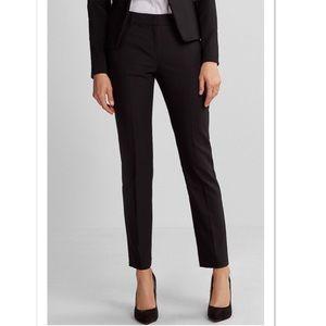 Express Black Slim Columnist Ankle Pant Size 2